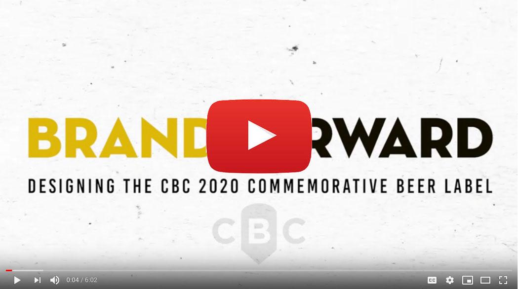 Brand Forward Video Screen